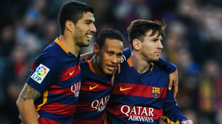 Messi Punya Grup Whatsapp dengan Neymar dan Suarez