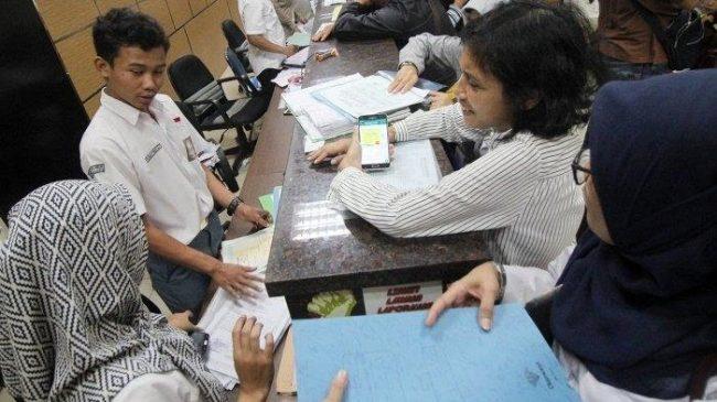 Permintaan Legalisir Persyaratan PPDB di Disdukcapil Depok Naik 100 Persen