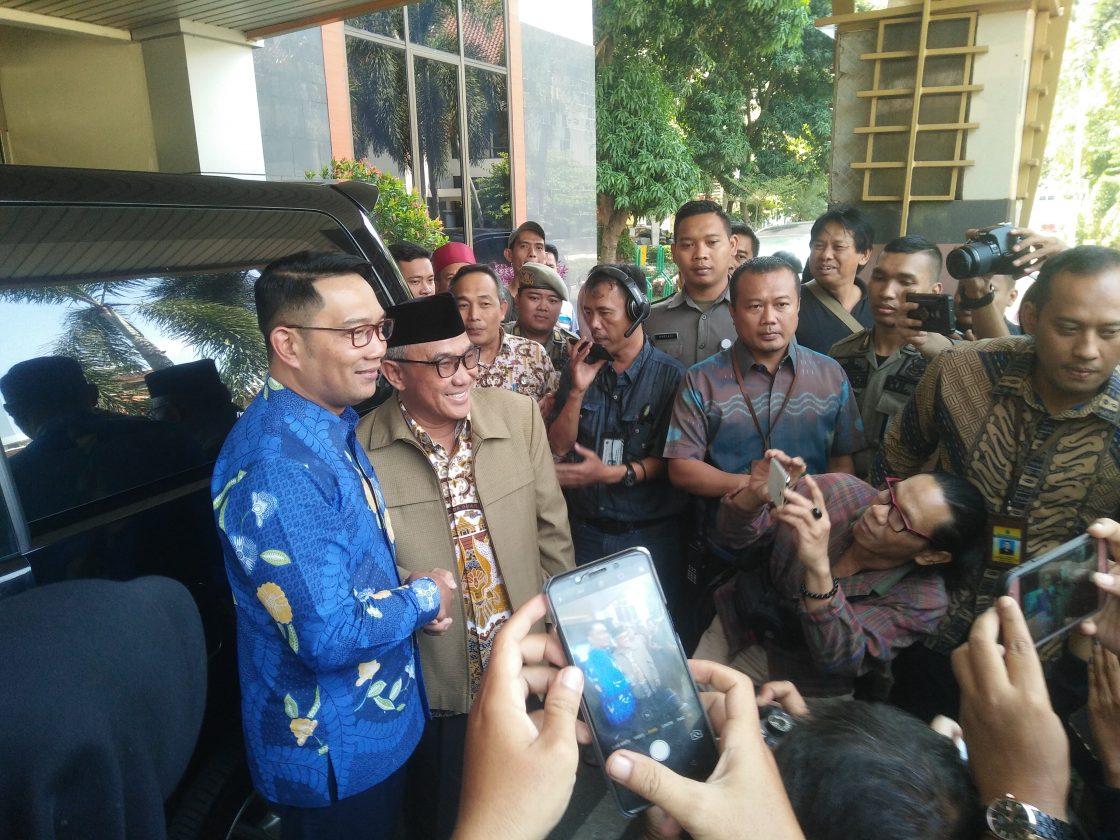 Apresiasi Walikota Depok Kepada Gubernur Jawa Barat Yang Ikut Membantu Mengatasi Kemacetan Depok