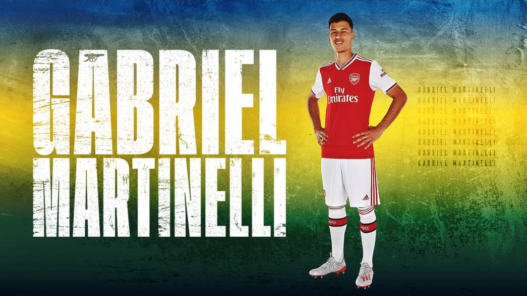 "Arsenal Rekrut Pemain Berpotensi ""The Next C.Ronaldo"" Penyerang Asal Brazil 18 Tahun"