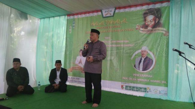 Walikota Depok, Mohammad Idris Hadiri Halal Bihalal NU