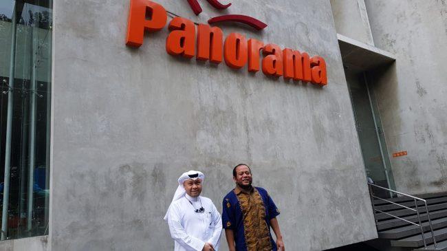 Start Up Saudi Arabia Al Daar Al Mamoor, Lirik Panorama JTB Tours Indonesia untuk kembangkan Wisata di Saudi Selain Haji dan Umroh