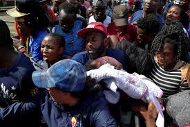Impian A.S. Menarik Para Migran Afrika Dalam Jumlah Rekor Di Seluruh Amerika Latin