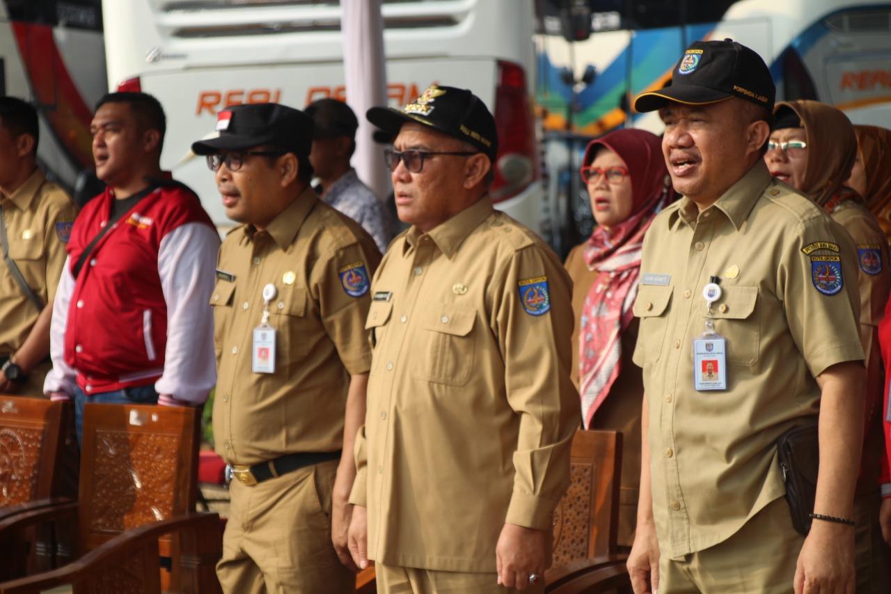 Wali Kota Depok, Mohammad Idris Gairahkan Kembali Olahraga Tradisional