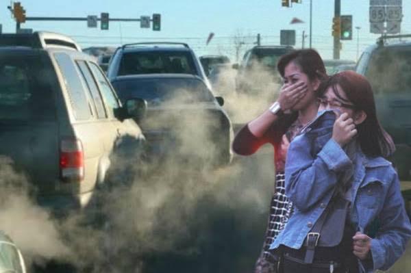 DLHK Tanggapi Polusi Udara di Depok Yang Semakin Memburuk