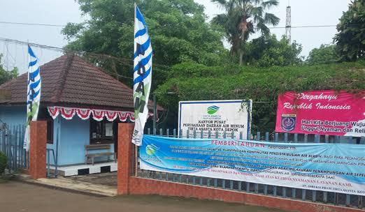 PDAM Tirta Asasta Kota Depok Mengadakan Program Diskon untuk Pelanggan Rumah Tangga dan Sosial