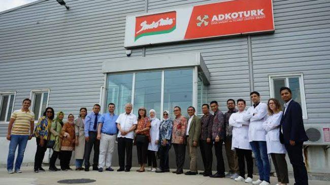 Produk Mie Instan Indonesia Berjaya di Turki