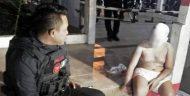Tim Jaguar Amankan Bocah Yang Pura-pura Jadi Tuyul