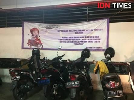 Tanggapan Walikota Depok Mengenai Parkir Ladies