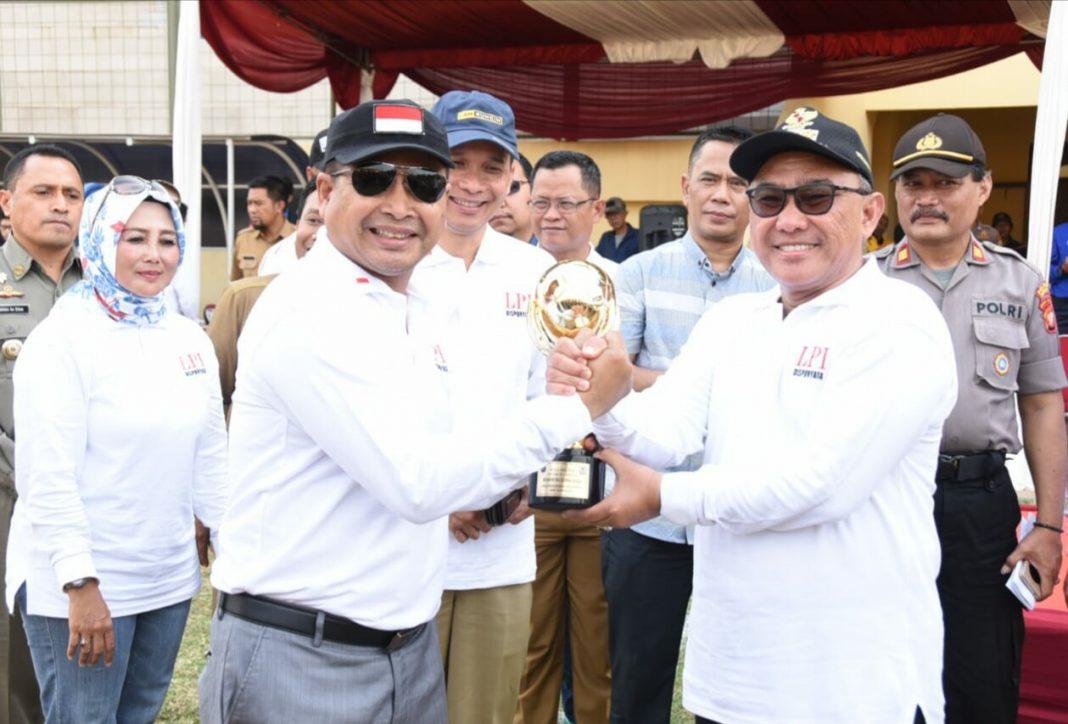 Walikota Depok: Liga Pelajar Indonesia Ajang mencari Pemain Terbaik, Bukan Ajang Tawuran