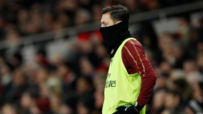 Dapat Kontrak Baru, Ozil Malah Loyo di Arsenal