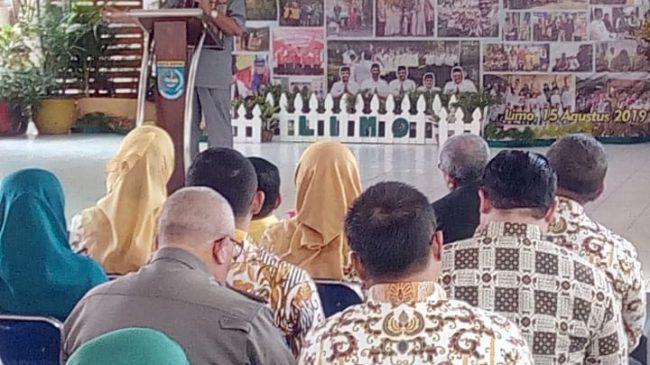 Wali Kota Depok, Mohammad Idris Hadiri Lokasi Terakhir Lomba Sinergitas Kinerja Kecamatan