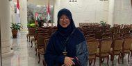 Rektor Institut Tazkia Hadiri Pembukaan Simposium Cendekiawan Kelas Dunia