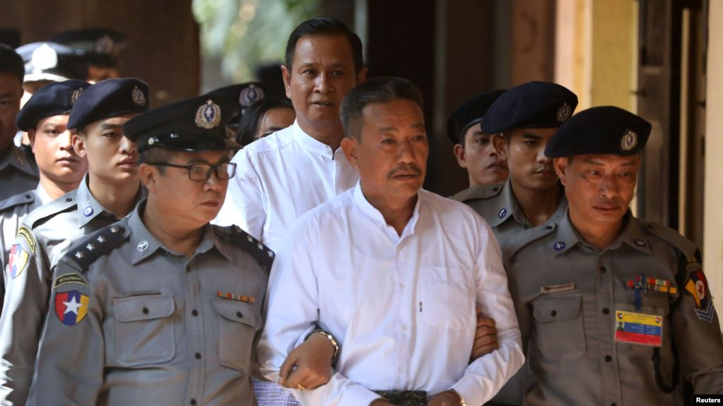 Myanmar Hukum Mati 2 Terdakwa Pembunuh Penasihat Suu Kyi