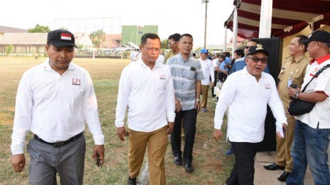 Wali Kota Depok, Mohammad Idris Dorong LPI Lahirkan Pemain Berkualitas