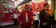 Meriahkan HUT RI Ke-74, RKS 03 Gelar Pawai Dan Karnaval
