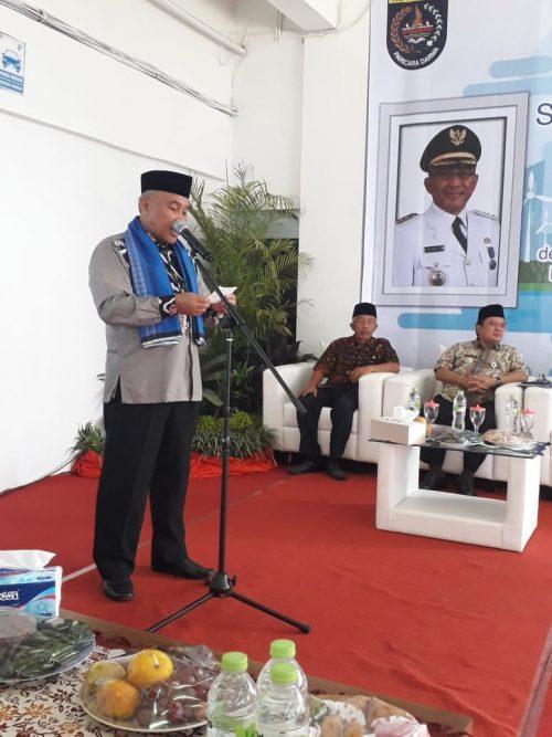 Wali Kota Depok, Mohammad Idris Bawa Pasar Kemirimuka Ke MA
