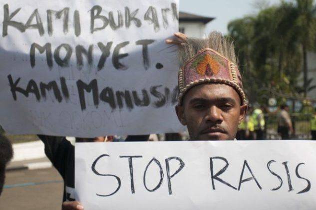 Pelaku Rasisme Sudah Diproses Hukum, Papua Aman dan Damai