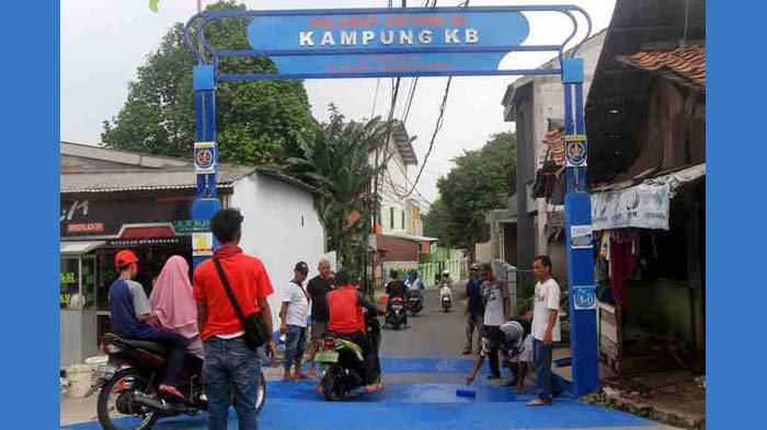 Kampung KB di Cimanggis Depok