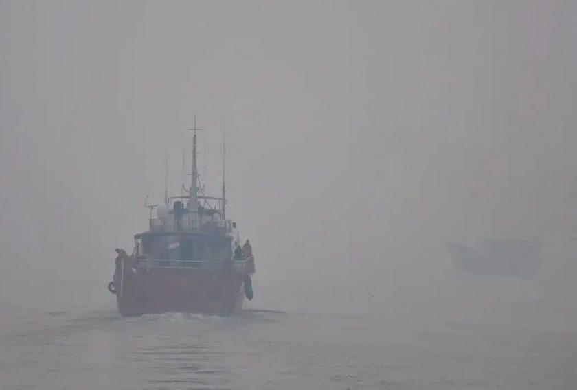 Kemenhub Imbau Nakhoda Kapal Tingkatkan Kewaspadaan, Terkait Karhutla di Sumatra dan Kalimantan