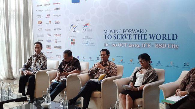 TEI Ajang Promosi Produk Indonesia Berkwalitas ke Pasar Global