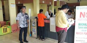 Kantor Kecamatan Sukmajaya Pindah Lokasi Selama Renovasi
