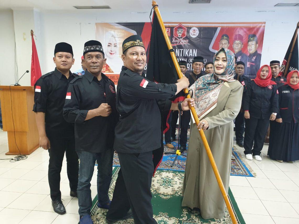 Komwil Bang Japar Jakarta Utara Resmi Dilantik