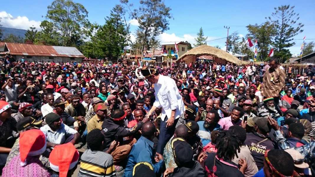 Demi Wujudkan SDM Unggul, Presiden Jokowi Penuhi Aspirasi Tokoh Papua