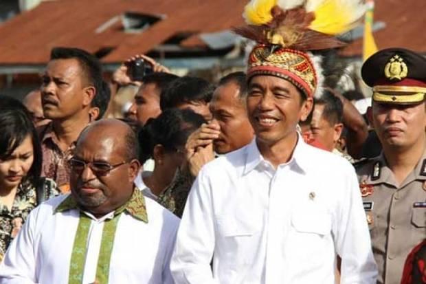 Papua Tak Mungkin Berkhianat Kepada Jokowi