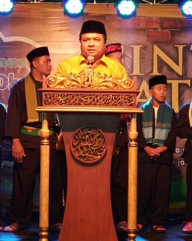 BJ.Habibie di Mata Politisi Muda Khairullah