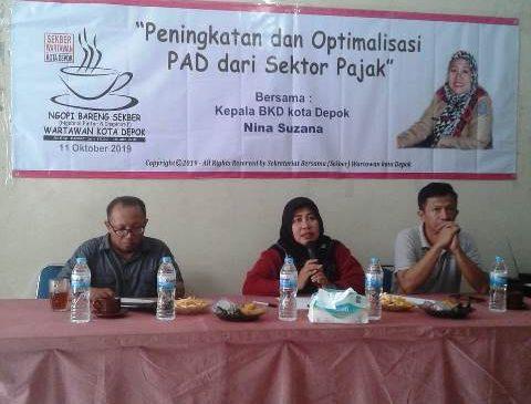 BKD Depok Catat 1300 Potensi Wajib Pajak Restoran