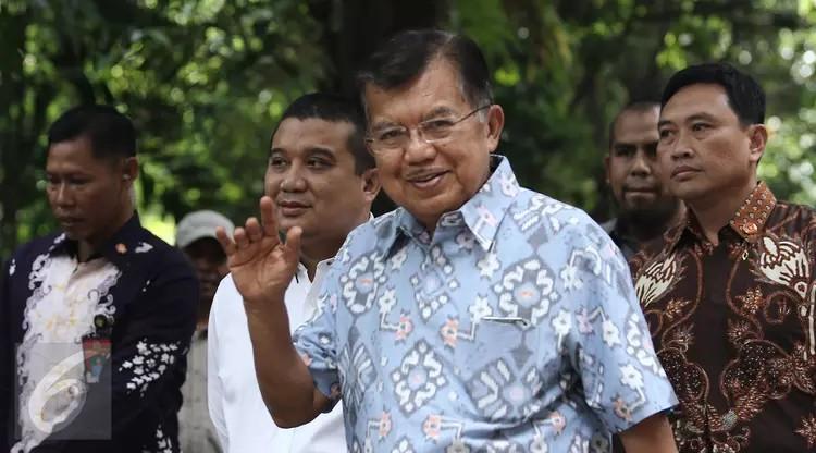 Kunjungan Kerja ke Jawa Timur, Wapres JK Kunjungi Ponpes Gontor