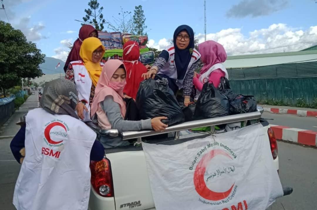 Wamena Mulai Kondusif, BSMI Siapkan Bantuan Rehabilitasi