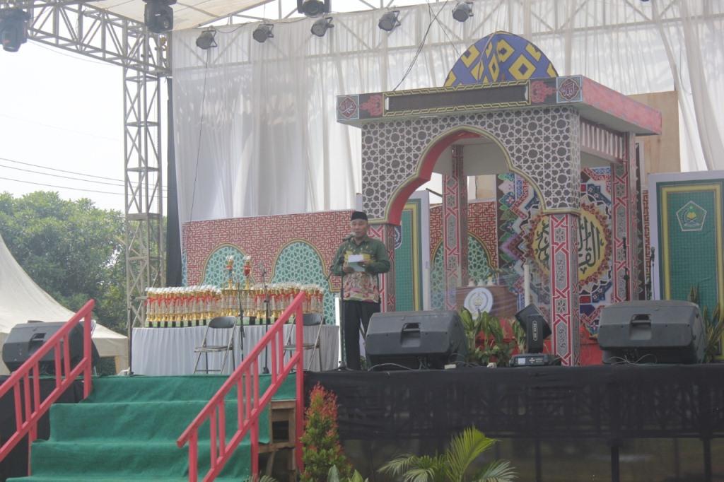 Tindak Lanjuti MTQ Kota Depok, Mohammad Idris Wacanakan 1 village one qori , one village one hafis