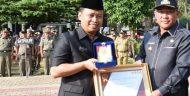 Kanreg III BKN Ganjar BKPSDM Penghargaan BKN Award 2019
