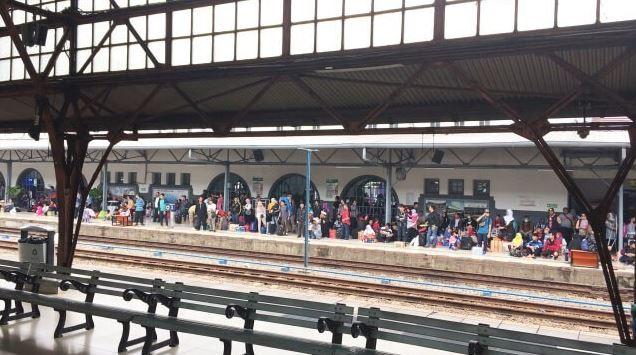 Realisasi 7 KA Baru  Dari Stasiun Gambir dan Pasar Senen
