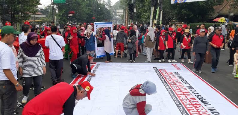FPMSI Gelar Kampanye Aksi dan Deklarasi Dalam Rangka Hari Pahlawan Nasional