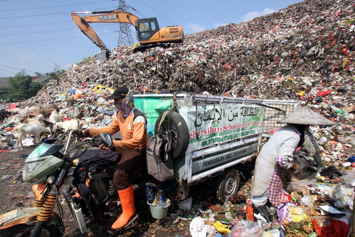 Galang CSR, Kataba Kota Depok Kampanyekan Pengolahan Sampah Organik