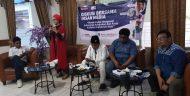 Pegiat Media Dan Kalangan Milenial Siap Kawal Kebijakan Pemerintah Wujudkan Indonesia Maju