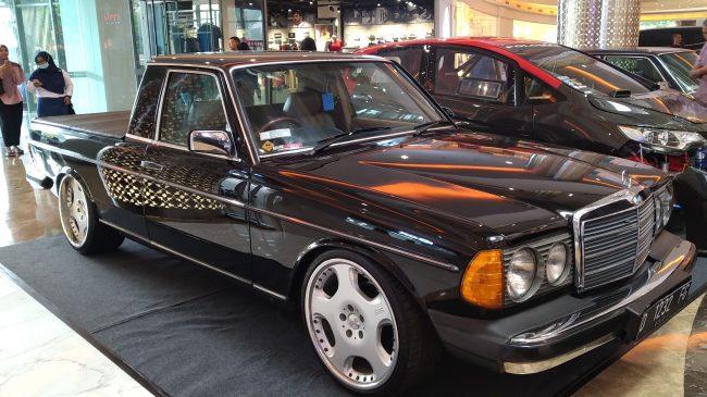 Pesona Square Depok Gelar Fast'n Fabulous yang menampilkan Mobil Mobil Modifikasi