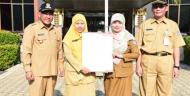 RSUD Kota Depok Raih Akreditasi Paripurna Bintang Lima
