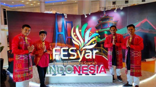 Grup Nasyid Terbaik di Sumatra 'NuZhic' Diundang Tampil di Fesyar 2019 Surabaya