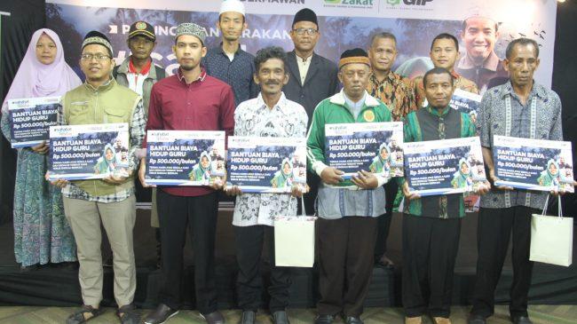 """ACT Apresiasi Pengabdian Guru Prasejahtera Lewat Program """"Sahabat Guru Indonesia"""""""