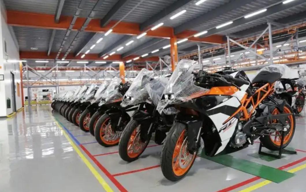 Pabrikan Motor KTM Akan Beroprasi Di Indonesia