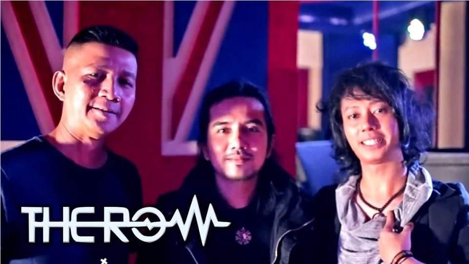 Rekrut Bima Wp, Rowman UNGU BAND Rilis Lagu 'Sakitnya Diriku' dengan Grup Musik THE ROW
