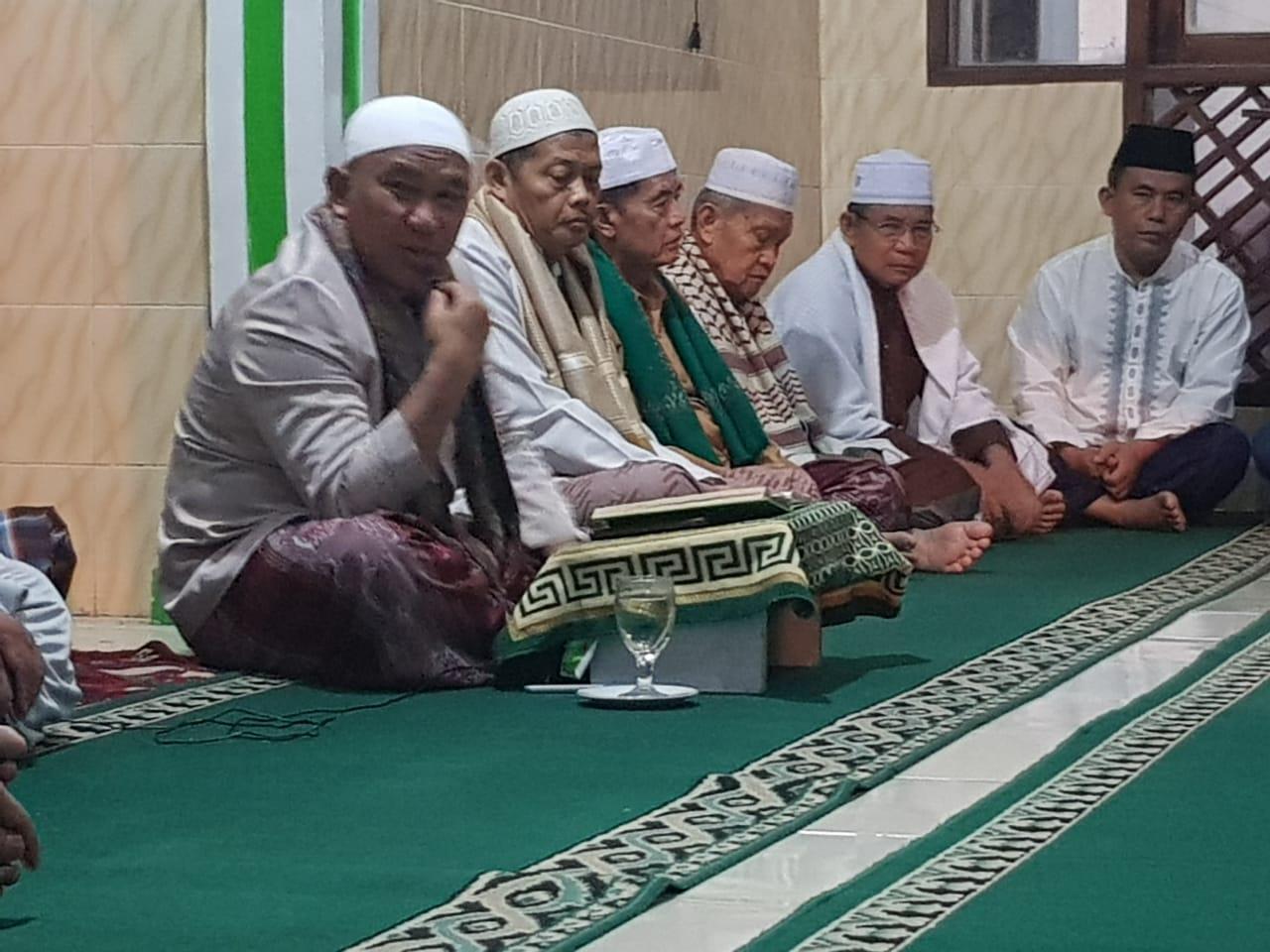Mohammad Idris : Banyak Kebaikan Setimpal Dengan Pahala Shodaqoh