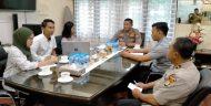 Polres Metro Depok dan Sobat Cyber Indonesia siap berkolaborasi untuk literasi Digital