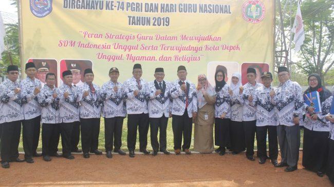 Wali Kota Depok, Mohammad Idris Harap Guru Lebih Berinovasi Dalam Mengajar