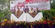 Gelar Media Gathering, Diskominfo Dorong Optimalisasi Dan Sinergitas Jurnalis Bersama Forkopimda