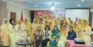 Musda VII Himpunan Wanita Karya Sumbar Lahirkan Kepengurusan Baru